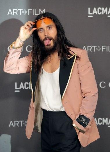 Jared Leto in Gucci Spring 2020-6