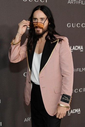 Jared Leto in Gucci Spring 2020-7