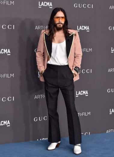 Jared Leto in Gucci Spring 2020