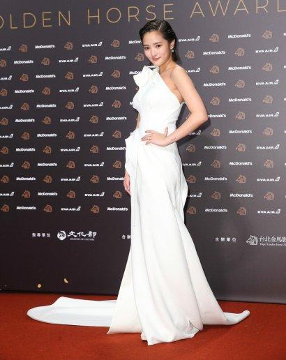 Jingle Wang in Maticevski X NET-A-PORTER-5