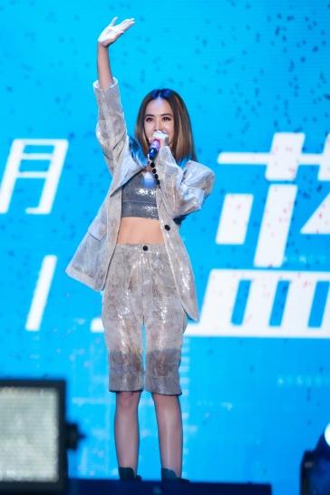 Jolin Tsai in DamoWang Spring 2020-1