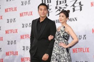 Joseph Zhang in Celine with Alyssa Chia in Dior Resort 2020-3