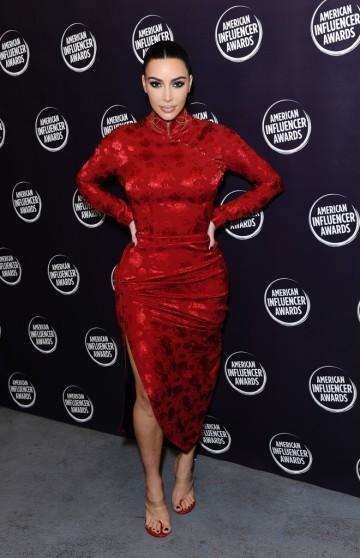 Kim Kardashian West in Dior Fall 1996-2