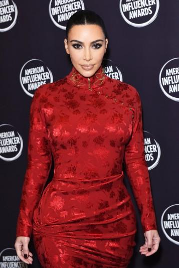 Kim Kardashian West in Dior Fall 1996-3