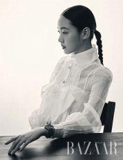 Kim Ko-eun for Harper's Bazaar Korea December 2019-2