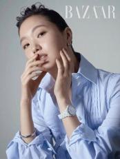 Kim Ko-eun for Harper's Bazaar Korea December 2019-3