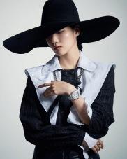Kim Ko-eun for Harper's Bazaar Korea December 2019-7