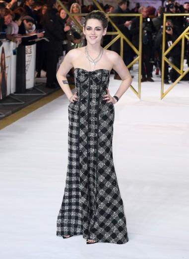 Kristen Stewart in Thom Browne Resort 2019-2