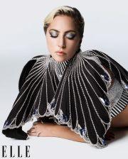 Lady Gaga for ELLE US December 2019-4