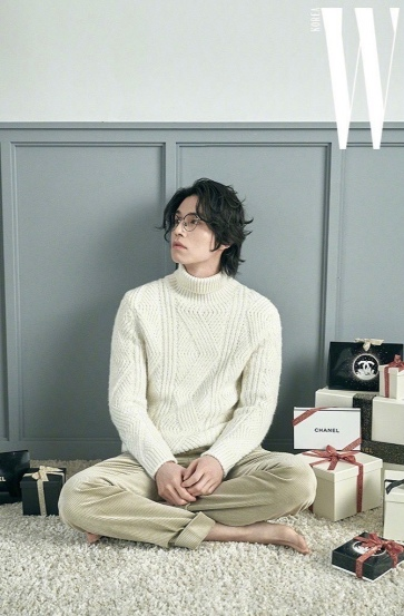 Lee Dong Wook for W Korea December 2019-4