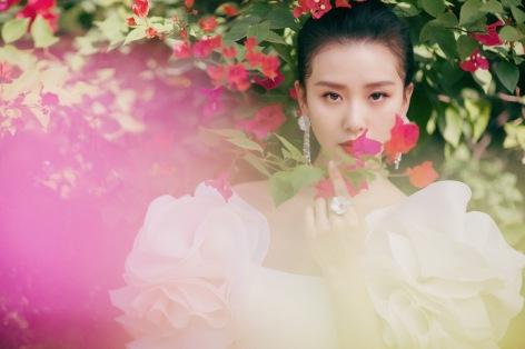 Liu Shishi in Georges Chakra Fall 2019 Couture-2