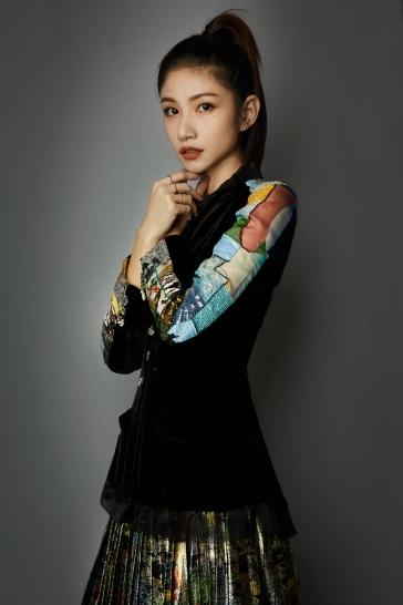 Nana Lee in Dior Resort 2020-2