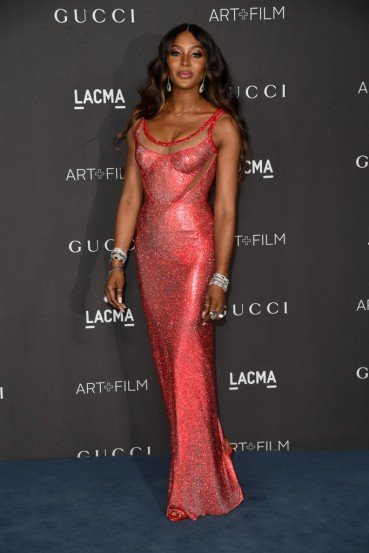 Naomi Campbell in Atelier Versace-7