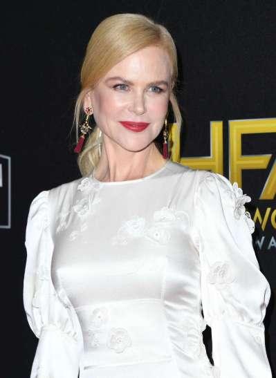 Nicole Kidman in Loewe Spring 2020-2