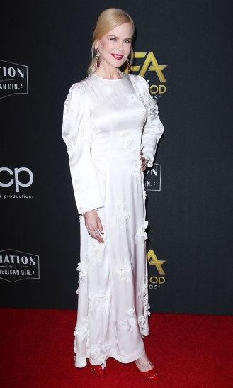 Nicole Kidman in Loewe Spring 2020-3