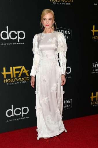Nicole Kidman in Loewe Spring 2020-4