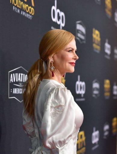 Nicole Kidman in Loewe Spring 2020-5