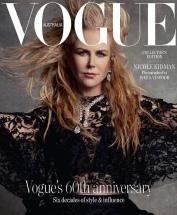 Nicole Kidman X Vogue Australia December 2019 Cover B