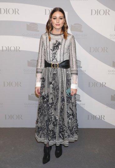 Olivia Palermo in Dior Spring 2020-1