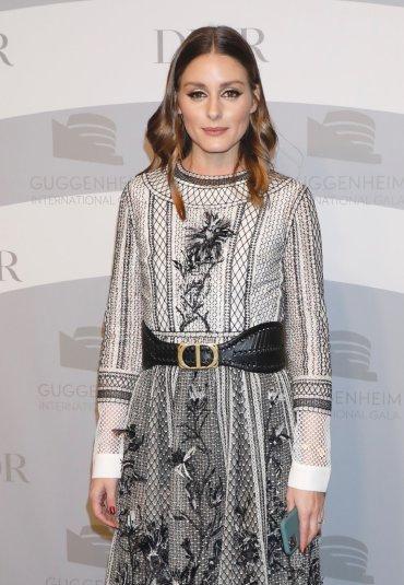 Olivia Palermo in Dior Spring 2020-2