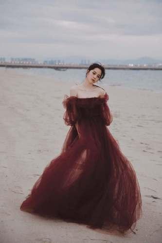 Ou Yang Nana in Valentino Fall 2019-1
