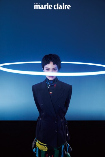 Rainie Yang for Marie Claire Taiwan November 2019-5