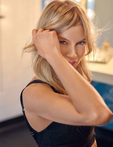 Renée Zellweger for InStyle US December 2019-2