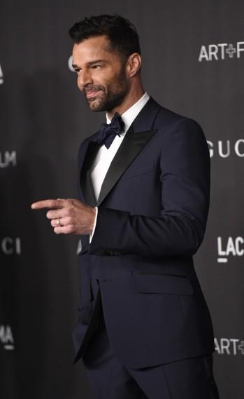 Ricky Martin and Jwan Yosef in Gucci-3