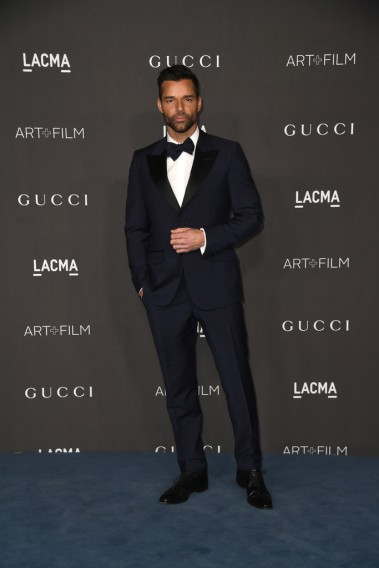 Ricky Martin and Jwan Yosef in Gucci-4