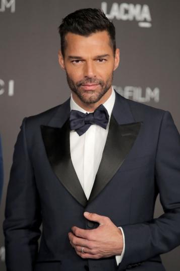 Ricky Martin and Jwan Yosef in Gucci-7