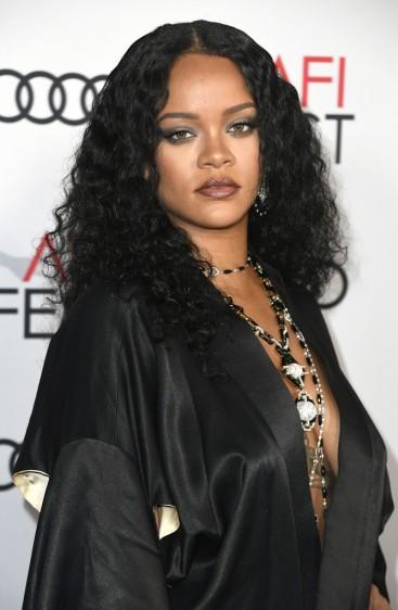 Rihanna in John Galliano Spring 1995-3