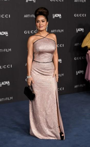 Salma Hayek in Gucci-5