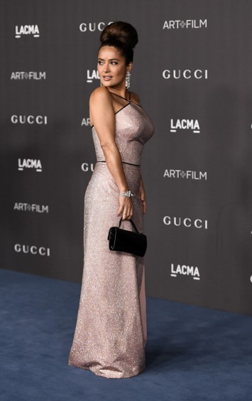 Salma Hayek in Gucci-8