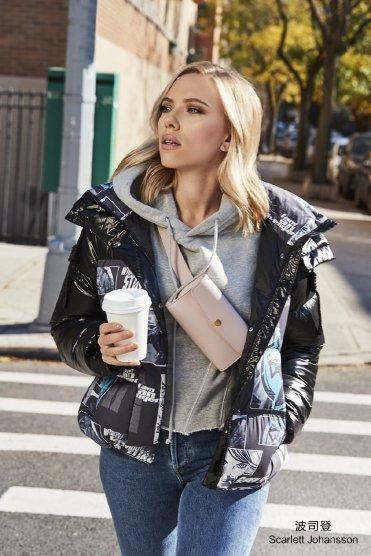 Scarlett Johansson for Bosideng 2019 Campaign-2