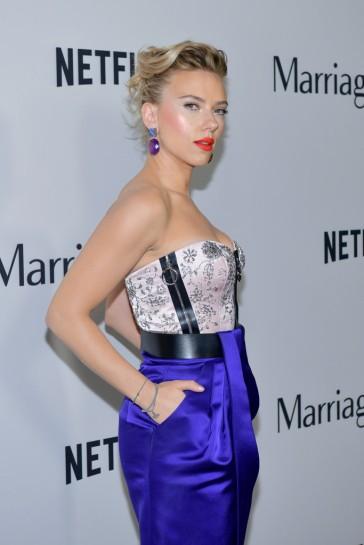 Scarlett Johansson in Louis Vuitton Resort 2020-4
