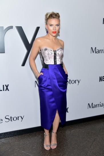 Scarlett Johansson in Louis Vuitton Resort 2020-7