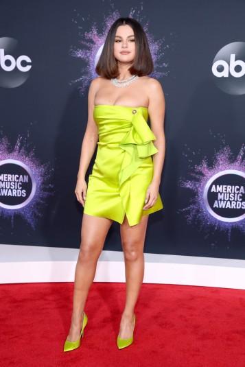 Selena Gomez in Versace Spring 2020-5