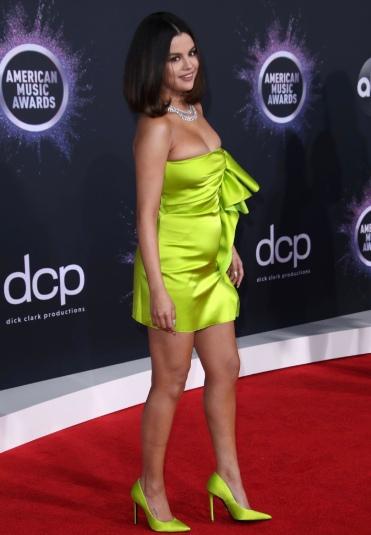 Selena Gomez in Versace Spring 2020-6
