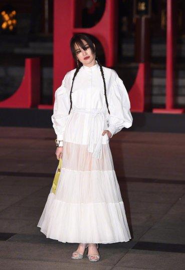 Shu Qi in Valentino Spring 2020-1