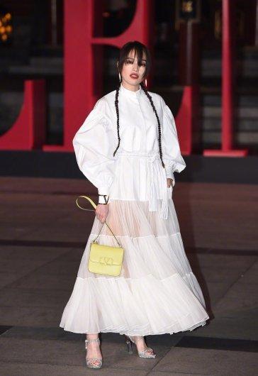 Shu Qi in Valentino Spring 2020-5
