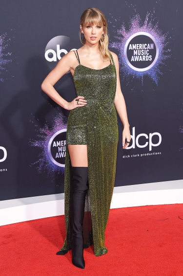 47th Annual American Music Awards, Fashion Highlights, Microsoft Theater, Los Angeles, USA - 24 Nov 2019