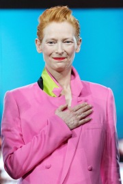 Tilda Swinton in Haider Ackermann-7