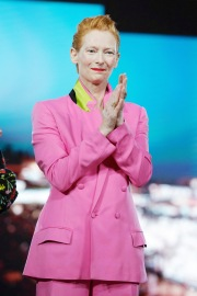 Tilda Swinton in Haider Ackermann-8