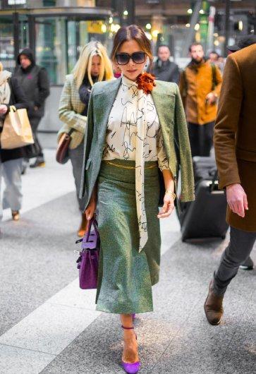 Victoria Beckham in Victoria Beckham Spring 2020-4