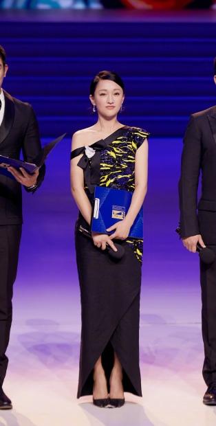 Zhou Xun in Chanel Resort 2020-2