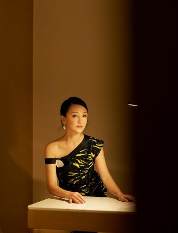 Zhou Xun in Chanel Resort 2020-5