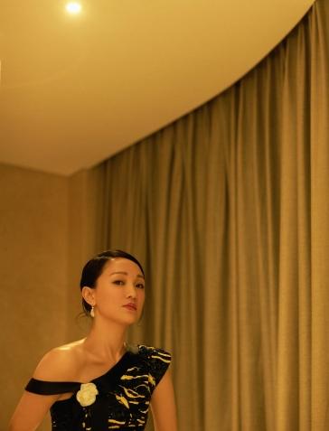 Zhou Xun in Chanel Resort 2020-6