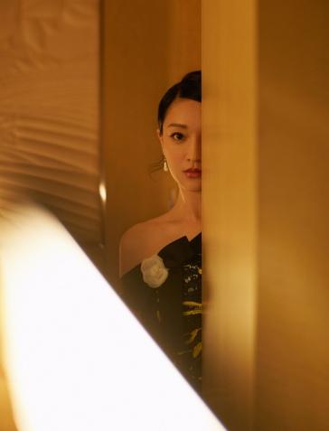 Zhou Xun in Chanel Resort 2020-8