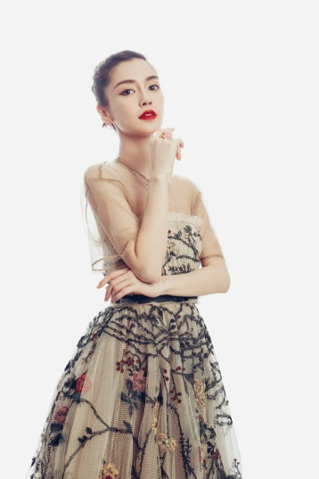 Angelababy in Dior Spring 2020-10
