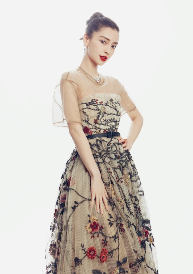 Angelababy in Dior Spring 2020-12